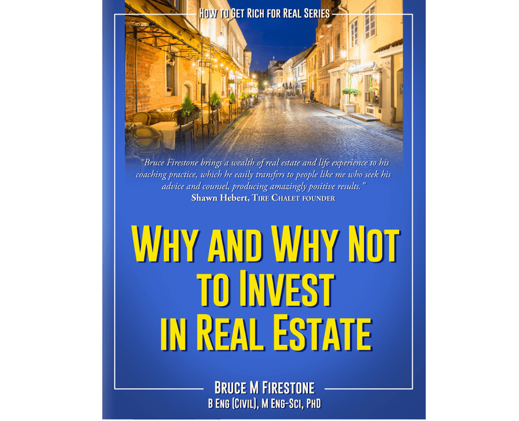 why and why not to invest in real estate